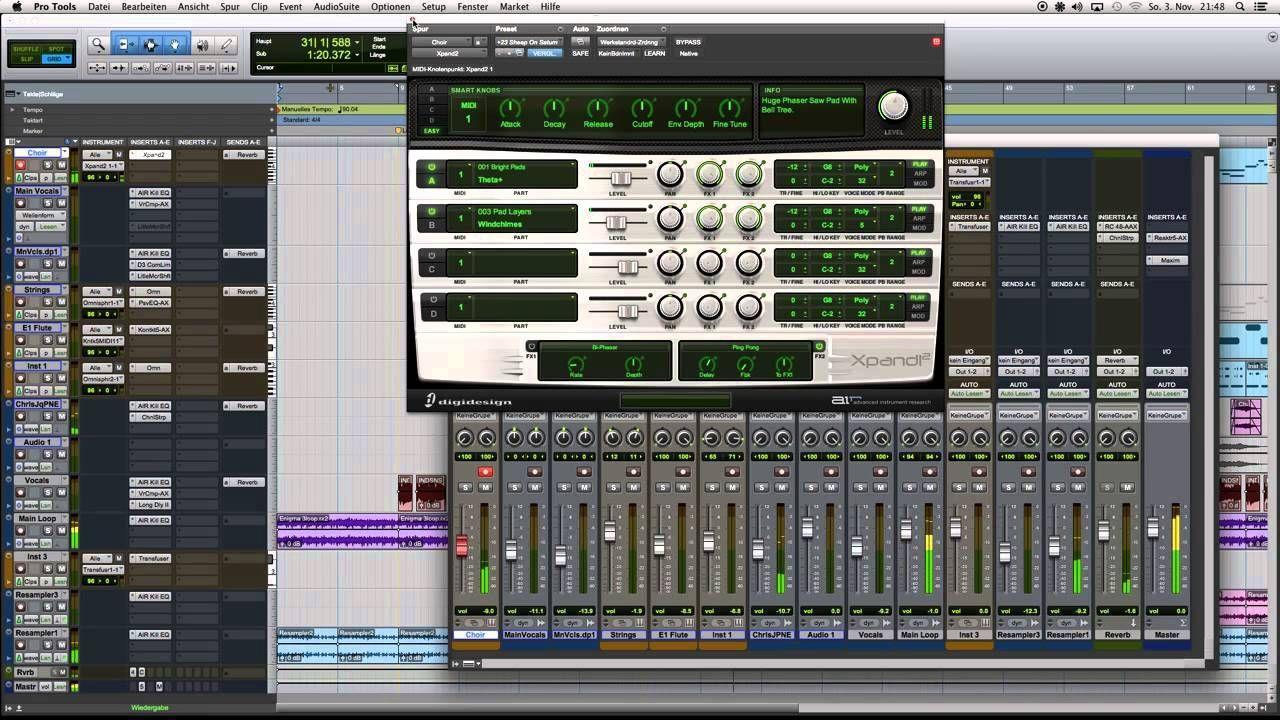 Avid Pro Tools Serial Key