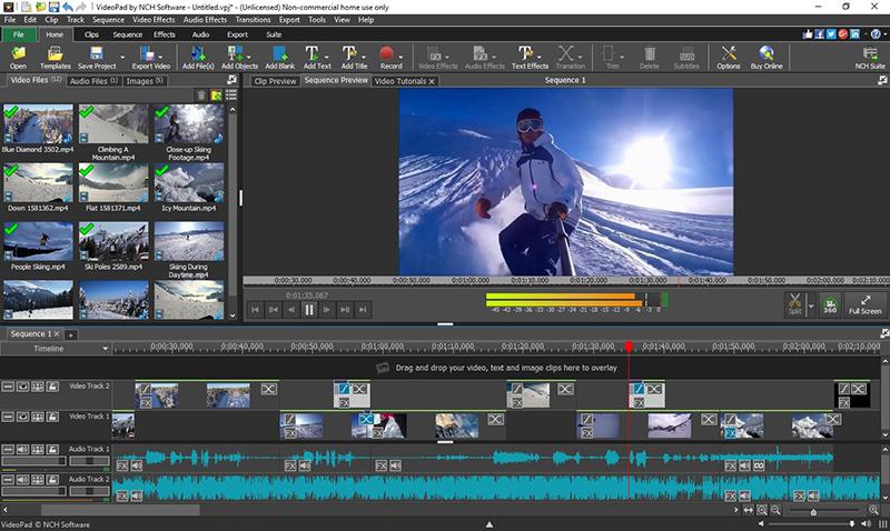 VideoPad Video Editor Pro Serial Key