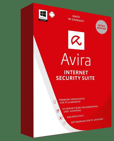 Avira Internet Security Crack 1