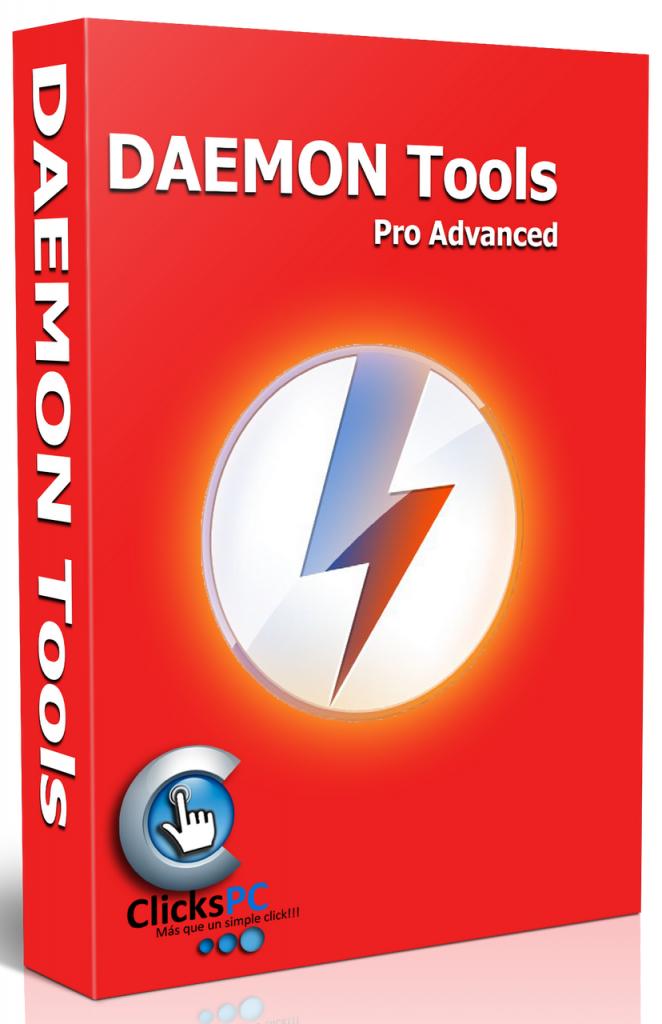 DAEMON Tools Pro Crack