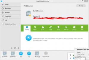 DAEMON Tools Pro Serial Key