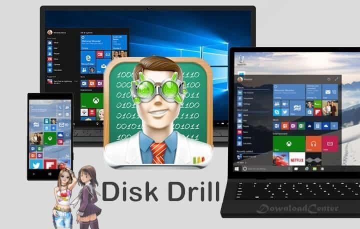 Disk Drill Pro Serial Key