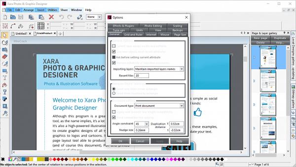 Xara Photo & Graphic Designer License Key