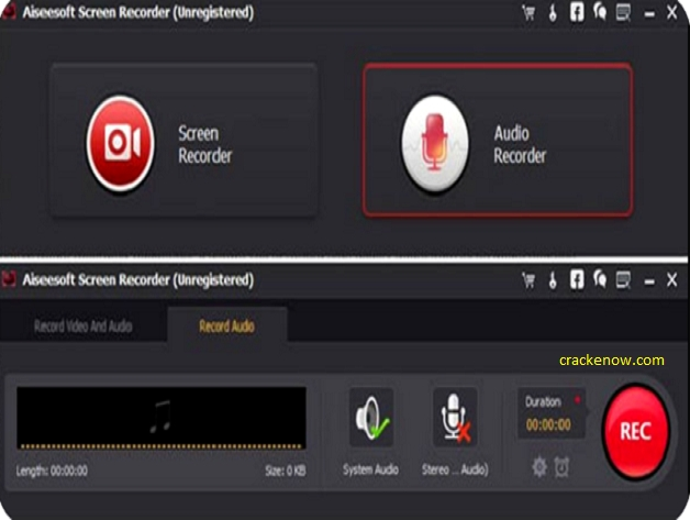 aiseesoft-screen-recorder License Key