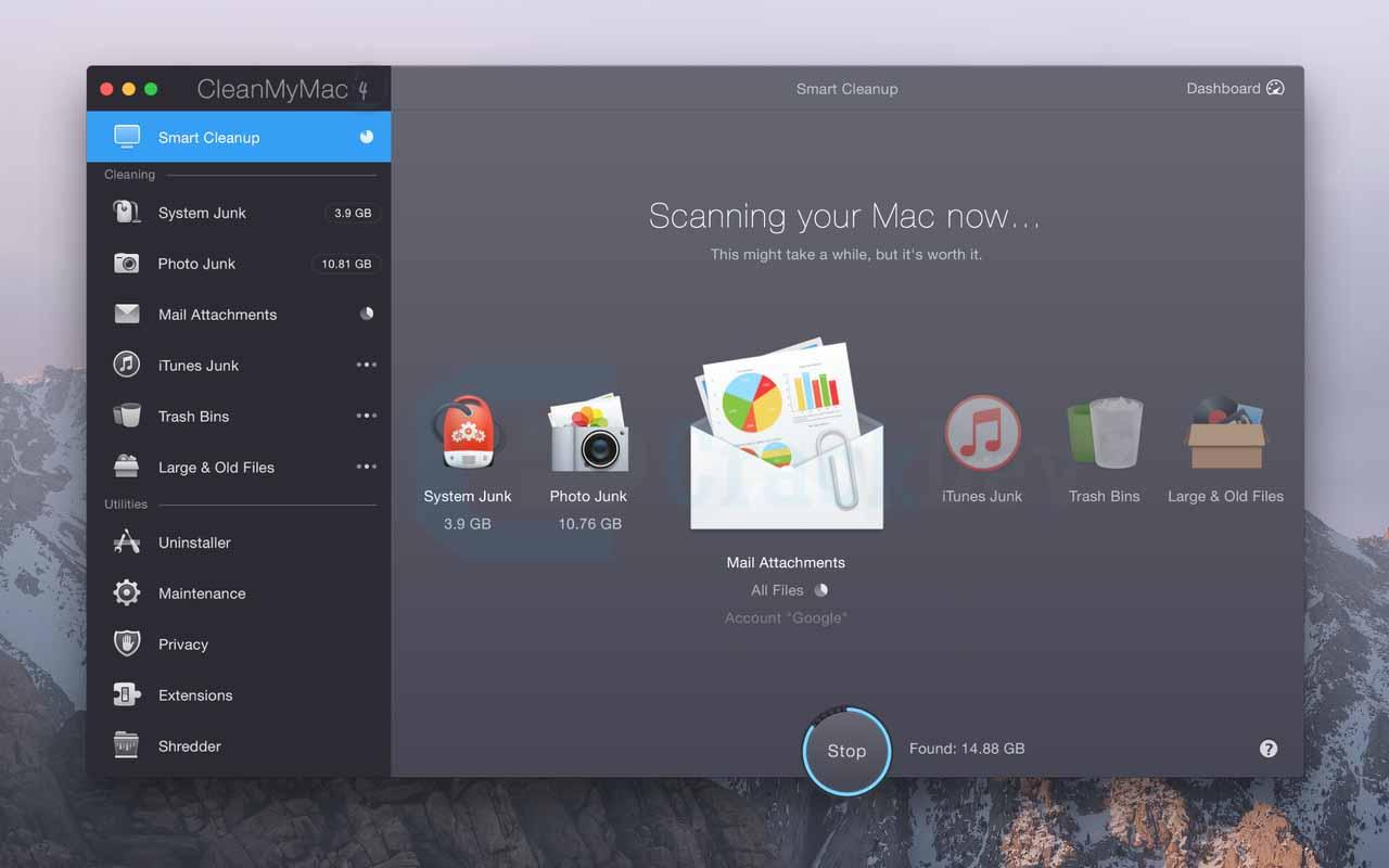 CleanMyMac X License Key