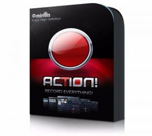 Mirillis Action 4.18.1 Crack